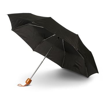 Travel Size Umbrella, Full-size 42 Inch Canopy