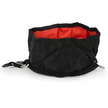 Travel Pet Collapsible Food and Water Bowl