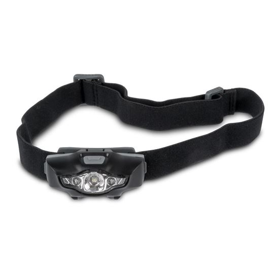 Waterproof and Impact Resistant LED Headlamp
