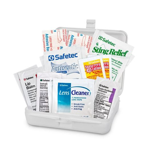 20-Piece Outdoors First Aid Kit