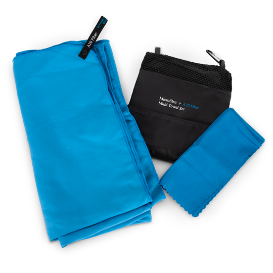 Quick Drying Travel Towel Set