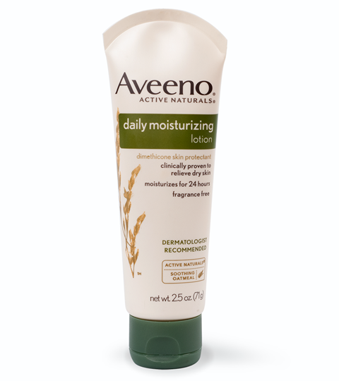 Aveeno Daily Moisturizing Lotion, Travel Size, 2.5 oz.