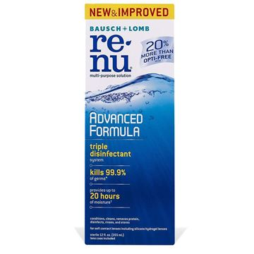 renu MultiPurpose Contact Lens Cleaning Solution