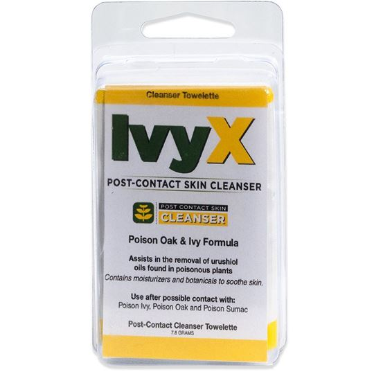 Ivy X Post-Contact Cleanser for Poison Oak & Ivy, 2 Packets