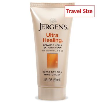 Jergens Ultra Healing Lotion, Travel Size, 1.0 fl. oz.