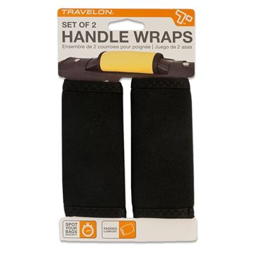 Black Handle Wraps, 2 Pack
