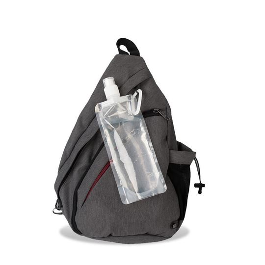 Collapsible Water Bottle, Holds 16 fl. oz