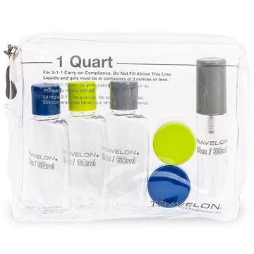 Travel Friendly Storage Bottle Kit