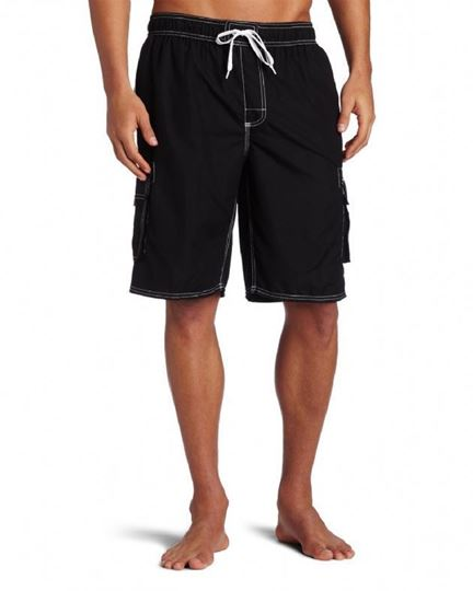 Men's Swim Trunks, Large