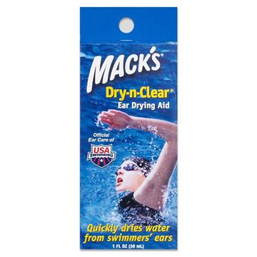 Mack's Dry-N-Clear Ear Drying Drops