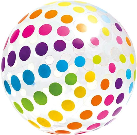 Giant Inflatable Beach Ball, 42in.